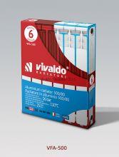 Алюминиевый радиатор Vivaldo VFA-SH-500 x10 секций